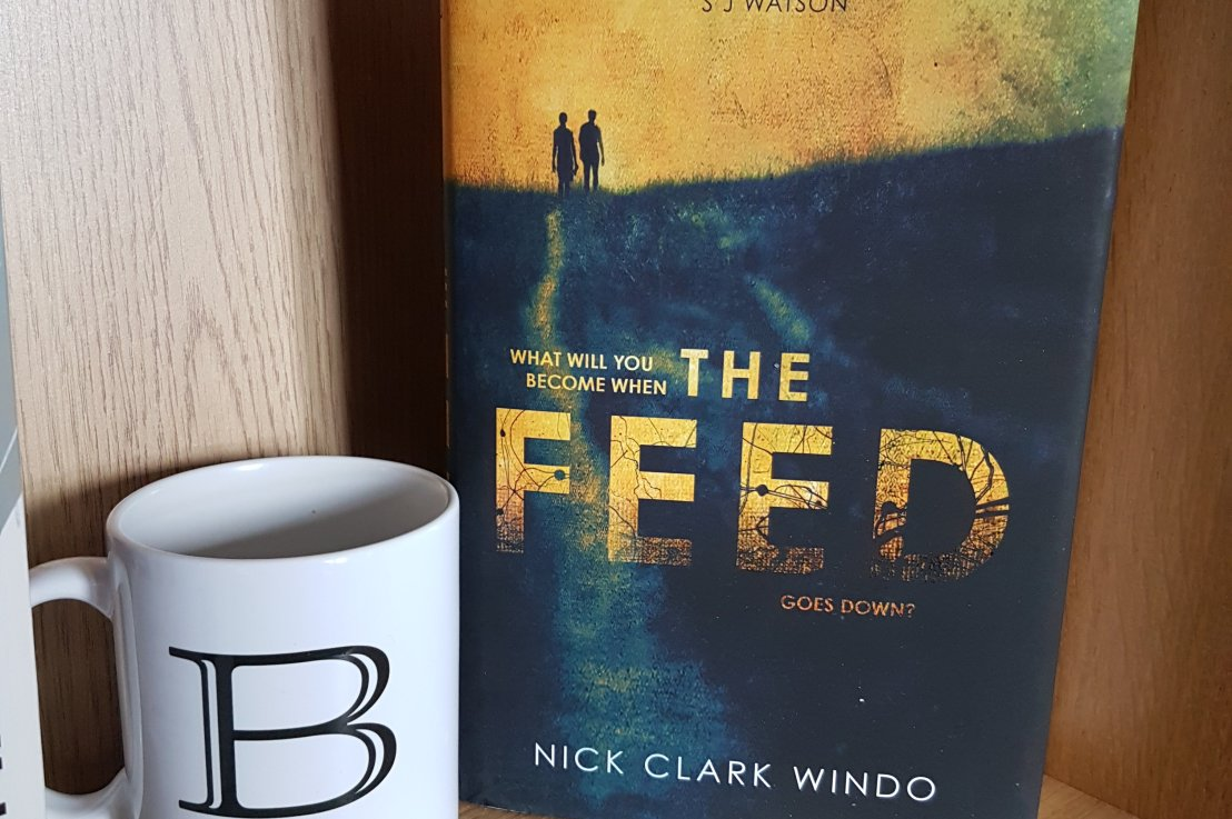 Book Review: The Feed – Nick Clark Windo