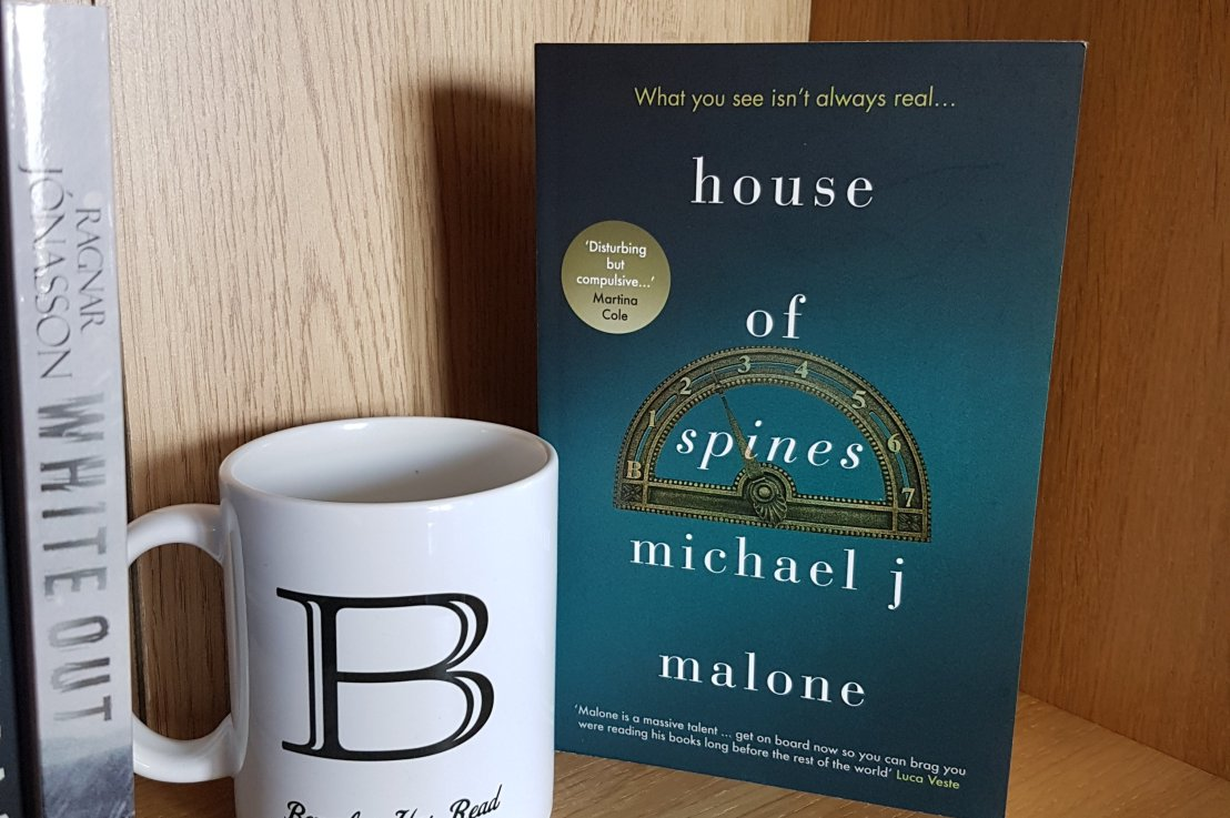 Book Review: House of Spines – Michael J Malone